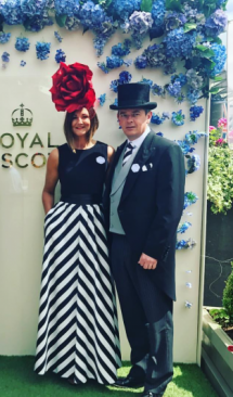 House Of Charles Featured On ITV Ascot 2017