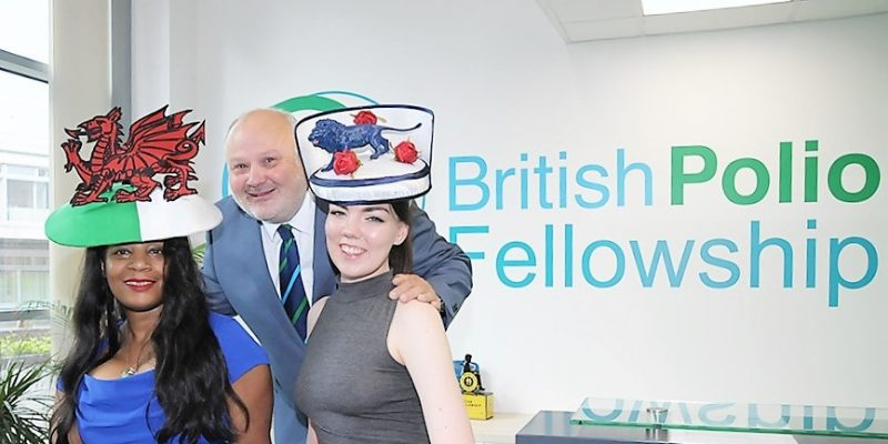 House Of Charles Teams Up With The British Polio Fellowship For Ascot 2016
