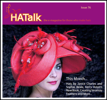 HATalk E-magazine House Of Charles Cover